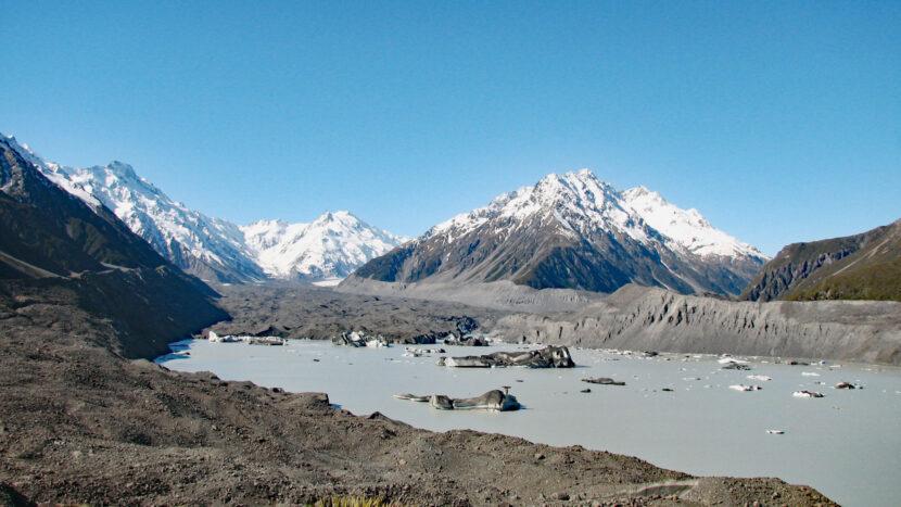 他の氷河を訪れるオプションもあります
