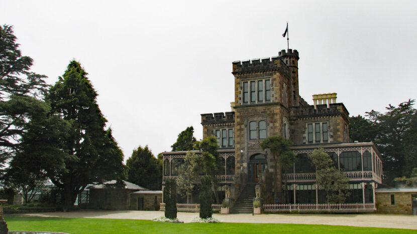 オプション:NZで唯一の城