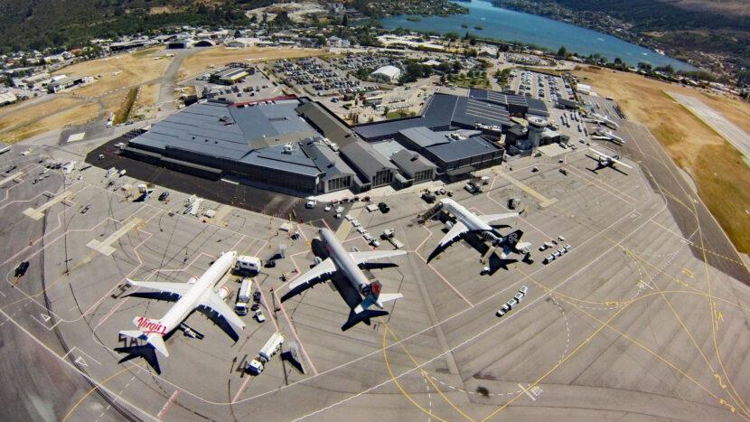 世界で最も風光明媚な空港