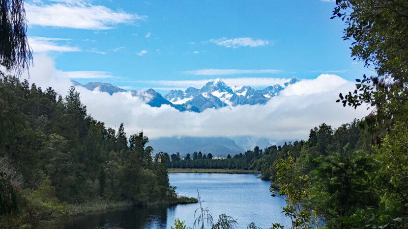オプション:NZ最高峰を反対側から望む