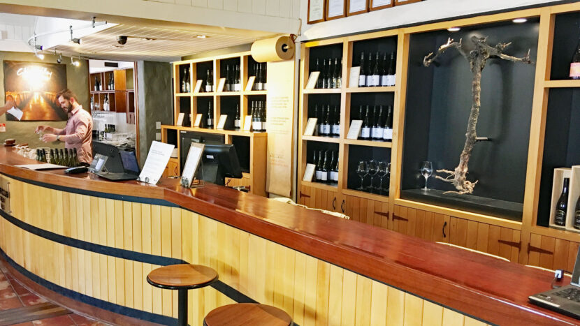 格式のあるワイン直売所